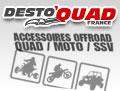 Destoquad.fr - pieces, accessoires, quads, ssv et motos off road à prix cassés